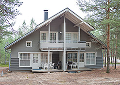 Коттеджи Holiday Club Kalajoki